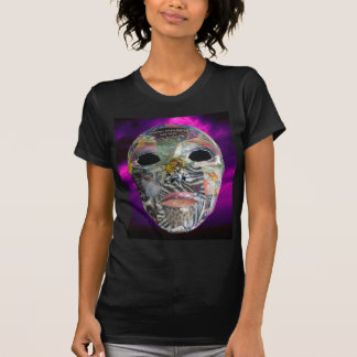 Soul Comes In All Colors Mask T-shirt