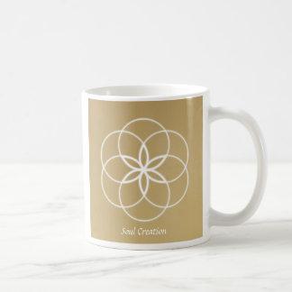 Soul Creation Classic White Coffee Mug