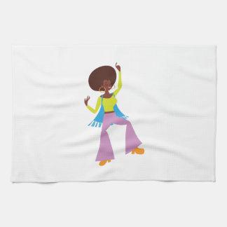 Soul Dancer Kitchen Towel