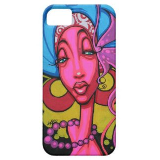 Soul Diva by Basic Lee for IPhone 5 case