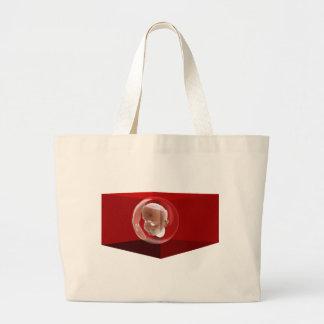 Soul Exposed Jumbo Tote Bag