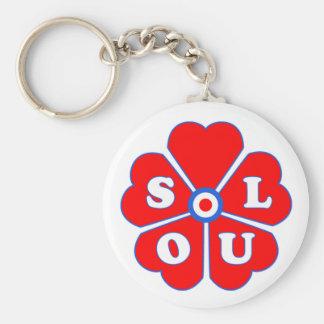 Soul Flower Mod Keychain