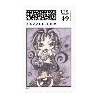 soul girl stamps