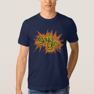 Soul Glo Blast Distressed Shirt
