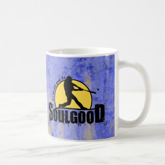 Soul Good Baseball Coffee Cup Classic White Coffee Mug