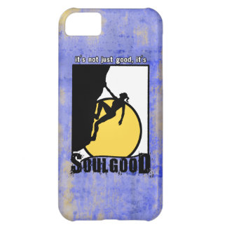 Soul Good Rock Climber Phone Case iPhone 5C Cases