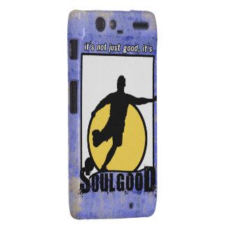 Soul Good Soccer Phone Case Droid RAZR Cover
