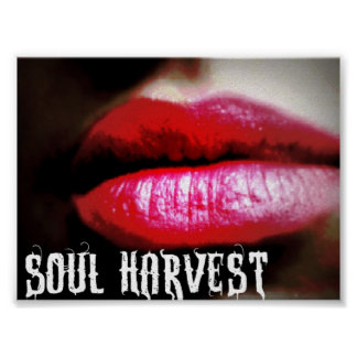 Soul Harvest Mouth Promo Poster