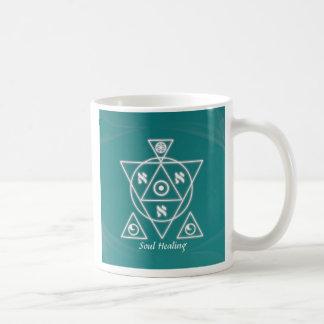 Soul Healing Classic White Coffee Mug