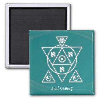 Soul Healing Fridge Magnet