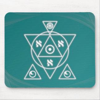 Soul Healing Mouse Pad