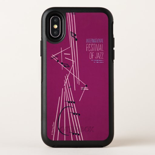 Soul | International Festival of Jazz Editorial OtterBox Symmetry iPhone XS Case