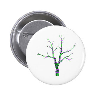 Soul is our STEM to experience nature Pinback Button