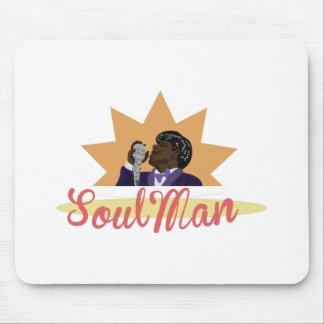 Soul Man Mouse Pad