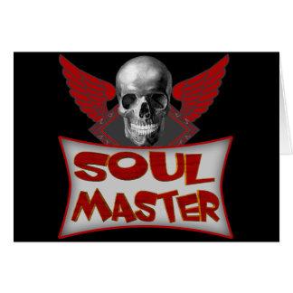 Soul Master Biker T shirts Gifts Card