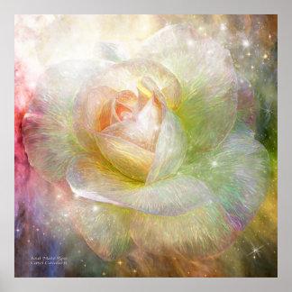 Soul Mate Rose Art Poster/Print Poster