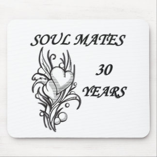 SOUL MATES 30 Years Mouse Pad