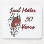 Soul Mates 50 Years Mouse Pad