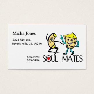 Soul Mates Best Friends Business Card