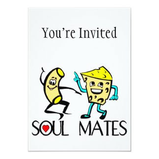 Soul Mates Best Friends Card