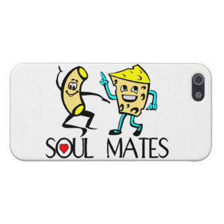 Soul Mates Best Friends Case For iPhone SE/5/5s