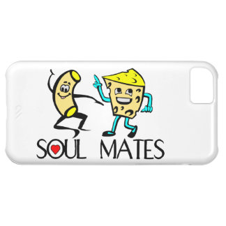 Soul Mates Best Friends iPhone 5C Case