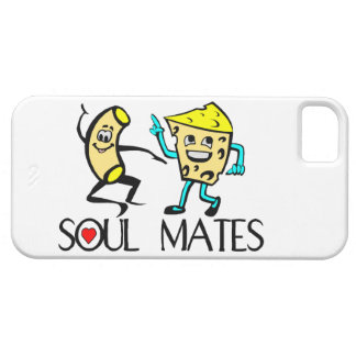 Soul Mates Best Friends iPhone SE/5/5s Case