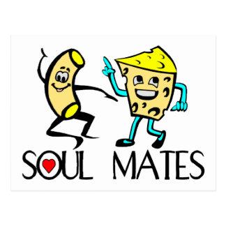 Soul Mates Best Friends Postcards