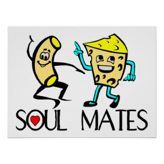 Soul Mates Best Friends Poster