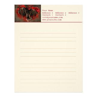Soul Mates - Letterhead, Stationary Letterhead