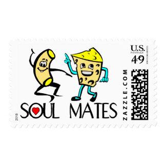 Soul Mates Postage Stamp