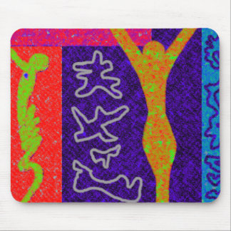Soul ~ Modern Art ~ Mouse Pad