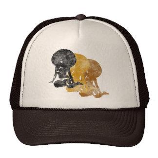 Soul Music 1970s SOULMAMA Snapback Trucker Hat