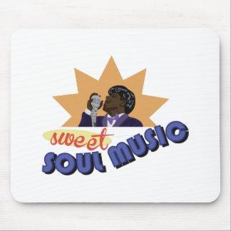 Soul Music Mouse Pad