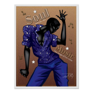 Soul Music Poster
