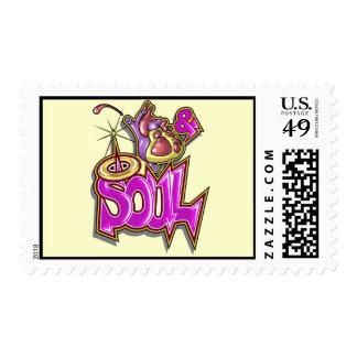 Soul Music Stamp