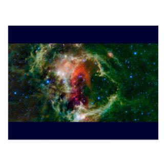 Soul Nebula a.k.a. Embryo Nebula Postcard