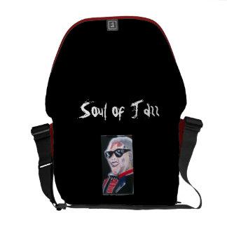 Soul Of Jazz Courier Bag