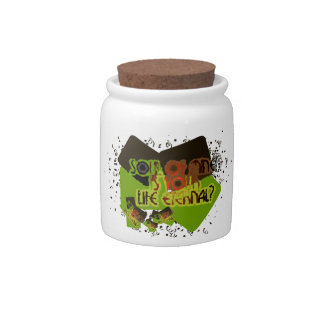 Soul of life Candy Jar