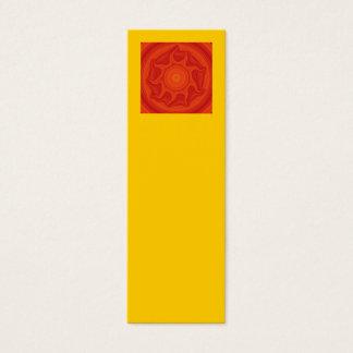 Soul of Sol bookmark Mini Business Card
