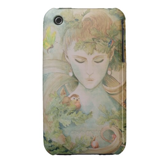 Soul of the forest blackberry curve Case