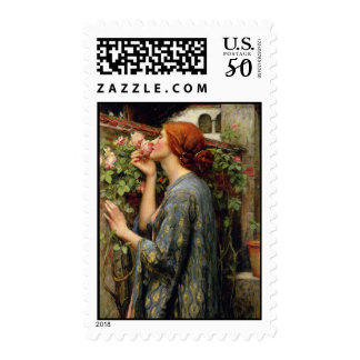 Soul of the Rose by John William Waterhouse Postage