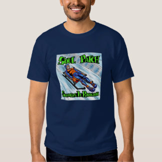 Soul Patch - Summers in Rangoon T-Shirt