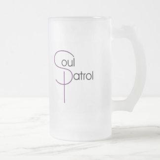Soul Patrol Beer Mug