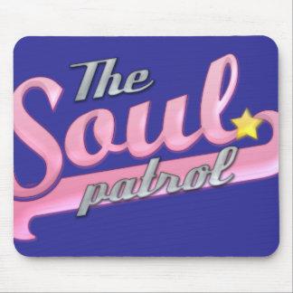 Soul Patrol Pink Mousepad
