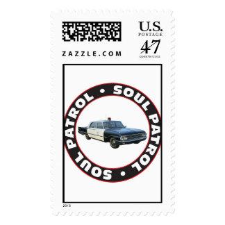 Soul Patrol Stamps