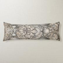 Soul Pattern Body Pillow