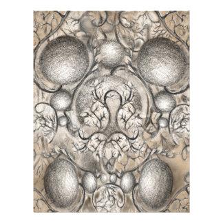 Soul Pattern Letterhead