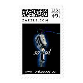 Soul Postage Stamp