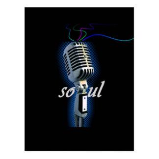 Soul Postcard